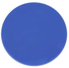 Token Ø 38 mm blue