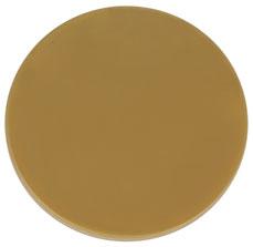 Wertchip Ø 38 mm Gold