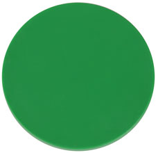 Token Ø 38 mm green