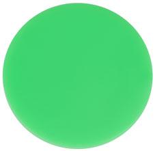 Token Ø 38 mm neon green