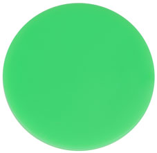 Wertchip Ø 38 mm Neongrün
